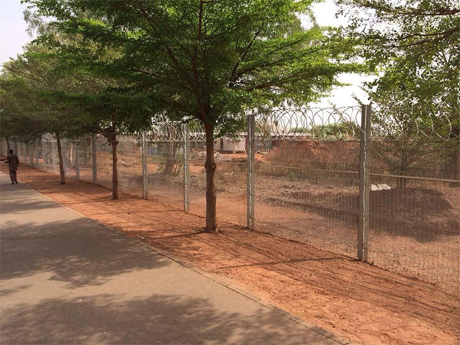 Embassy Security Upgrade Maputo