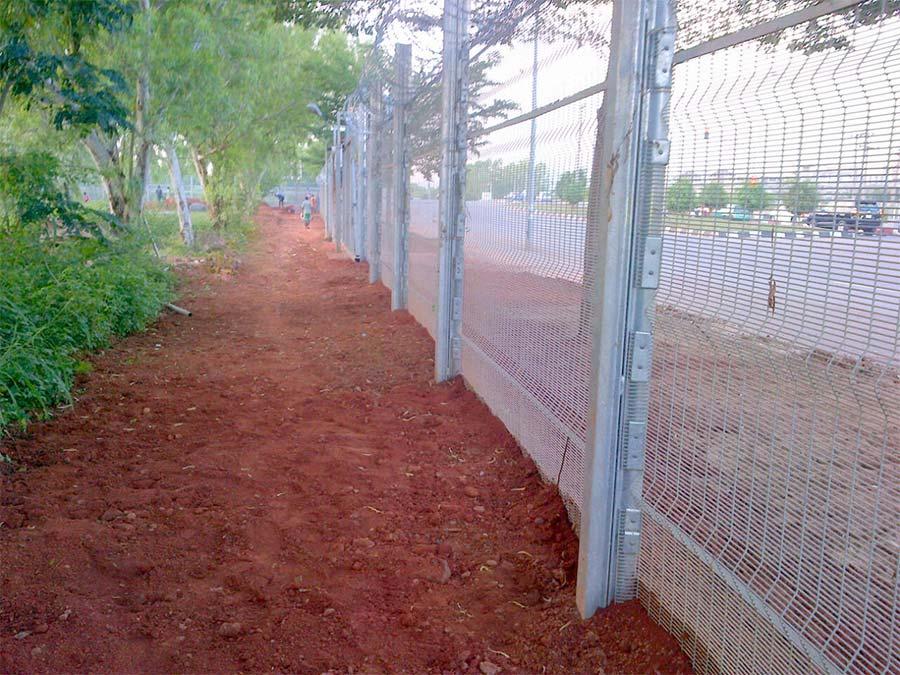 Embassy Security Upgrade Nigeria